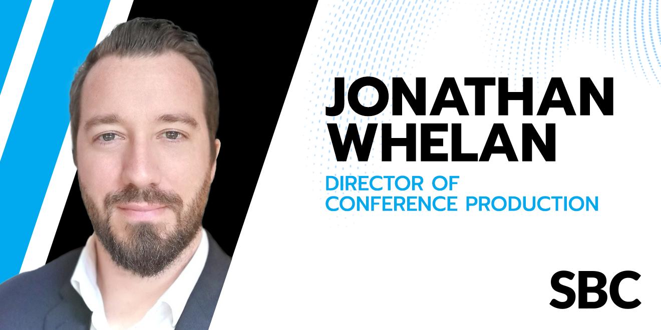 Jonathan Whelan joins SBC